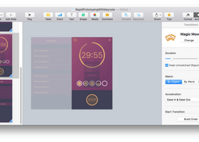 Mobile Prototyping Tools: Keynote